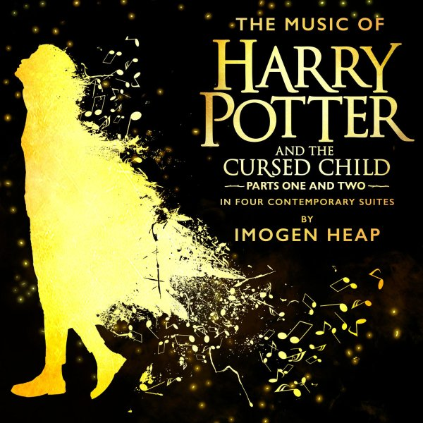 None - Win the Harry Potter and the Cursed Child CD Soundtrack