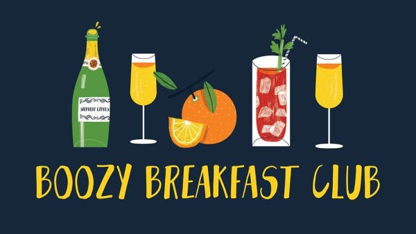 None - Win tickets to the Shepherd Express Boozy Breakfast Club