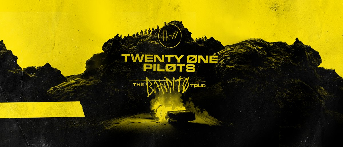 Win tickets meet greets for twenty one pilots the bandito tour enter here for your chance to win a pair of tickets plus meet greet passes for twenty one pilots the bandito tour with special guests awolnation and max m4hsunfo