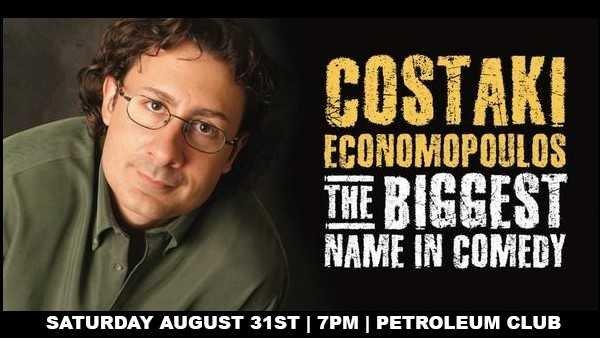 None - Win Tickets to Costaki Economopoulos!