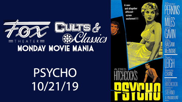 None - Win Tickets To The Psycho Screening!