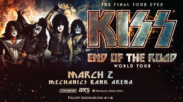 None - Win Tickets To KISS!