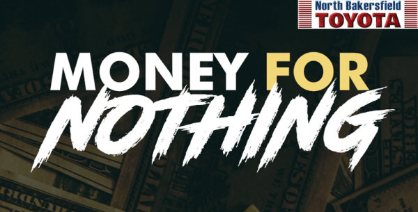 None - Money For Nothing! Listen to Win $1,000 Every Hour!