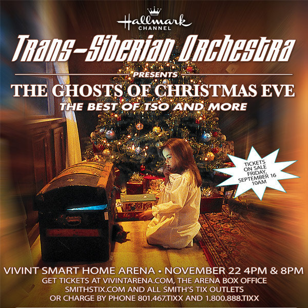 Trans-Siberian Orchestra presents 'The Ghost of Christmas Eve ...