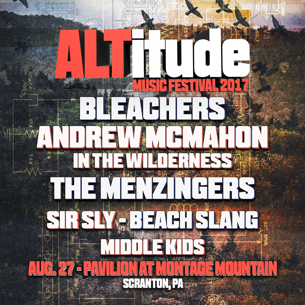 Win Tickets To The ALTitude Music Festival At Montage Mountain - Altitude here