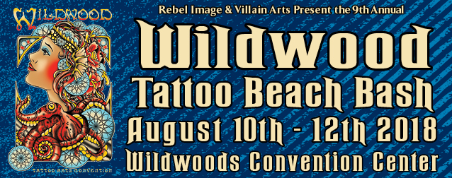 d32c00d51 The Radio 104.5 Listener Tattoo Contest is brought to you by the Wildwood  Tattoo Beach Bash: August 10-12th at the Wildwoods Convention Center.
