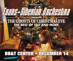 enter to win tickets to see trans siberian orchestra on december 14th at the bbt center - Bbt Christmas Eve Hours