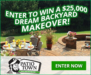 Win a $25,000 backyard makeover from Patio Town! | KFAN FM 100.3